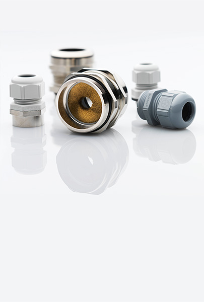 SKINTOP® Cable glands
